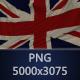 Background Flag of The United Kingdom