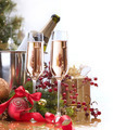 New Year Celebration.Champagne - PhotoDune Item for Sale