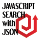 JSON Auto-Suggest Search Engine