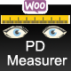 Pupillary Distance Measurer - Woocommerce plugin