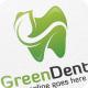 Green Dental / Teeth - Logo Template