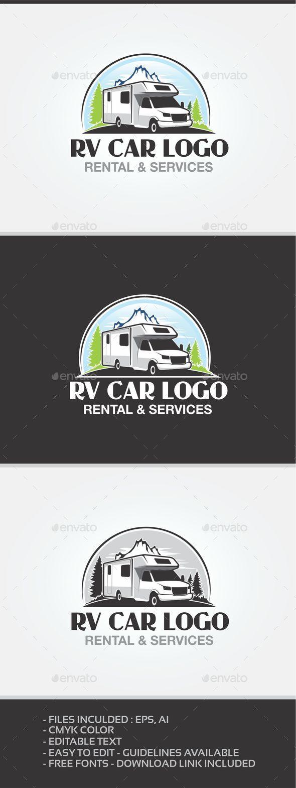 RV Car Logo