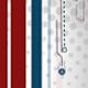 Hi Tech Stripes Background