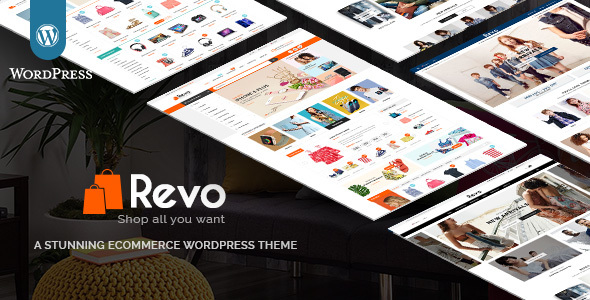 Download Revo - Multi-Purpose Responsive WooCommerce Theme nulled download