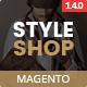 Styleshop - Responsive Multipurpose Magento 2.1.1 Theme