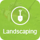 Landscaping Joomla Template - Landscaping