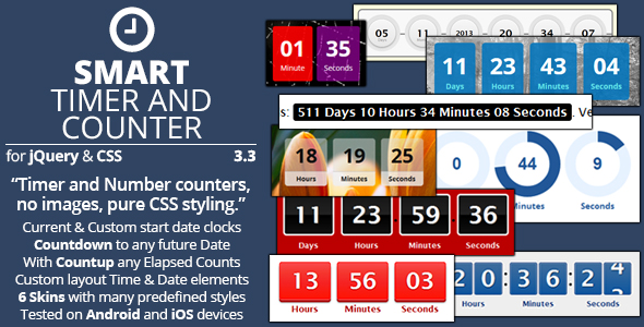 Smart Timer and Counter