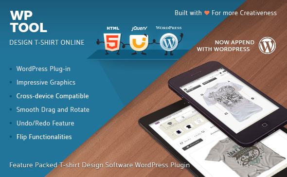 Online Product Customizer - WordPress Plugin