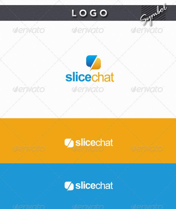 Slice Chat Logo