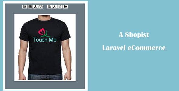 Shopist   Laravel eCommerce