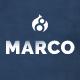 MARCO - Responsive Multipurpose Drupal 8 Theme