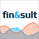 Finsult - Finance & Consulting Business PSD Template