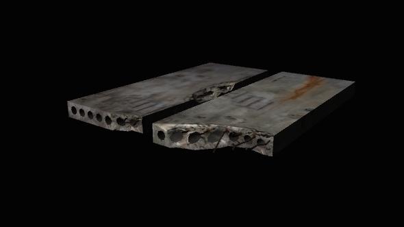 Concrete - 3DOcean Item for Sale
