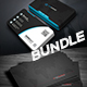 2 in 1 Business Card Bundle P-2