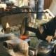 Blacksmith Forges Metal.