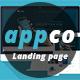 Appco App Landing Page