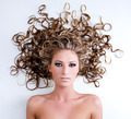 Long luxury woman's hair - PhotoDune Item for Sale