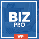 BizPro - Multipurpose Agency WordPress Theme