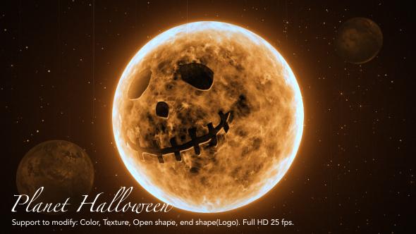 VideoHive Planet Halloween 18304095