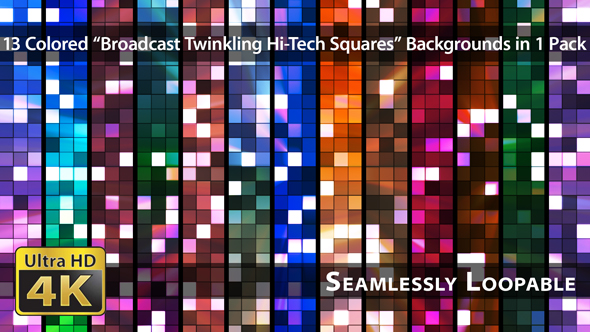 Download Broadcast Twinkling Hi-Tech Squares - Pack 03 nulled download