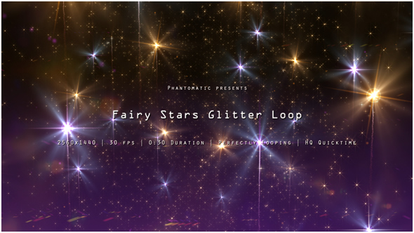 Download Fairy Stars Glitter 2 nulled download