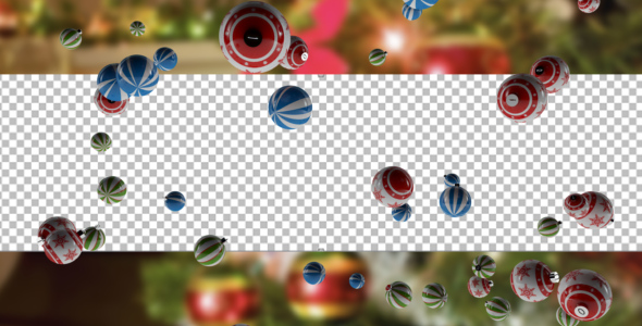 VideoHive New Years Toys 18307995