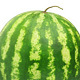 Collection of Isolated Watermelons