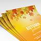 Autumn Festival Flyer Template V4