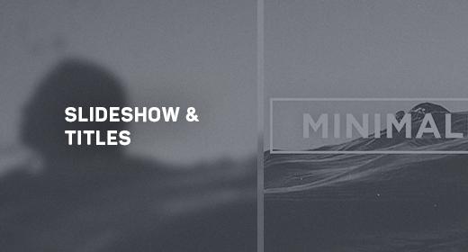 Slideshow & Titles