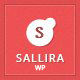 Sallira - Multipurpose Startup Business WordPress Theme