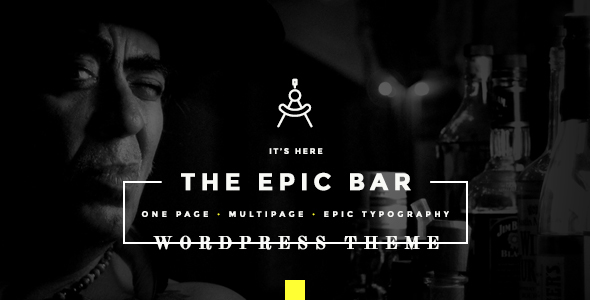 Download BarDojo - Epic Bar & Restaurant WordPress Theme nulled download