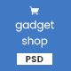 GadgetShop - eCommerce Gadget Shop Site Template