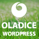 Oladice - Organic Farm WordPress Theme