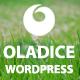 Oladice - Organic Farm WordPress Theme