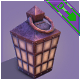 Game ready Hand Lantern