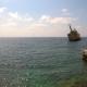 Edro III Wreck Ship Of In Pegeia, Cyprus
