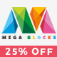 Mega Blocks - Multipurpose Template + Html Page Builder