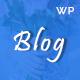 Myblog - Responsive Personal/Fashion/Travel/Food/Magazine WordPress Blog Theme