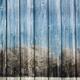 Wooden Winter Background