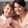 Friendship between carer and senior