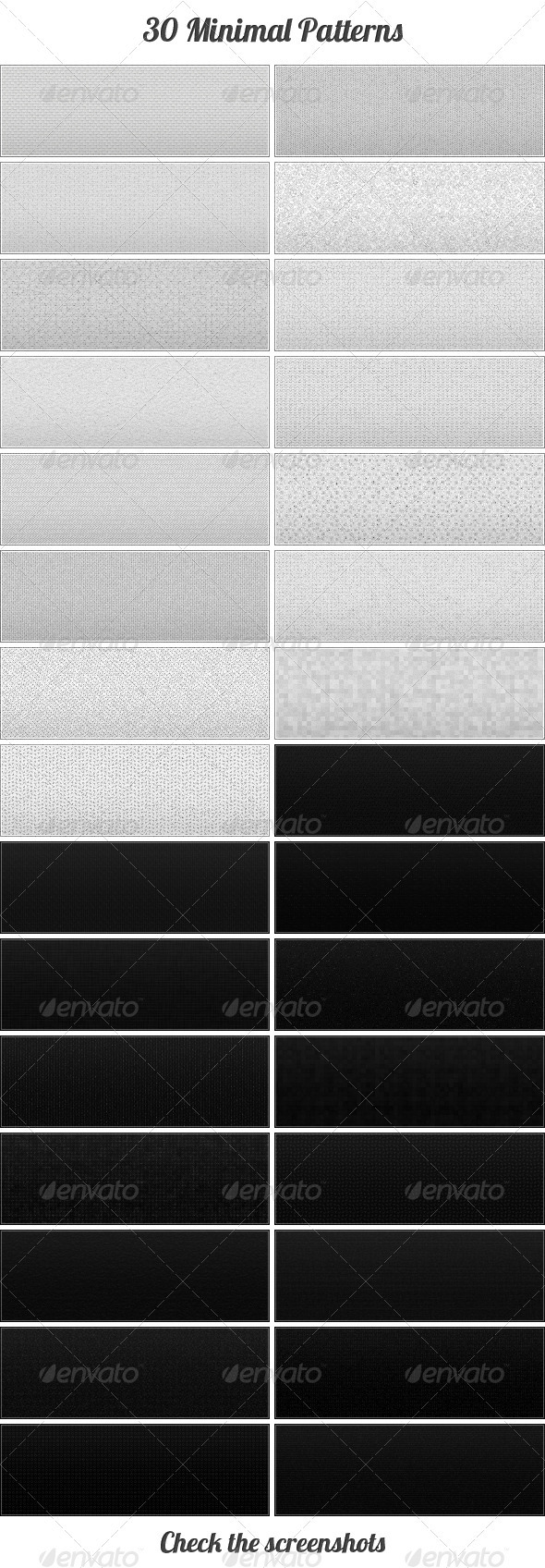 GraphicRiver Tileable Minimal Patterns 2 1806096