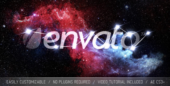 After Effects Project - VideoHive Constellation 1806127