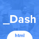 Dash - Creative One Page Parallax