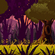 Dark Forest Game Background