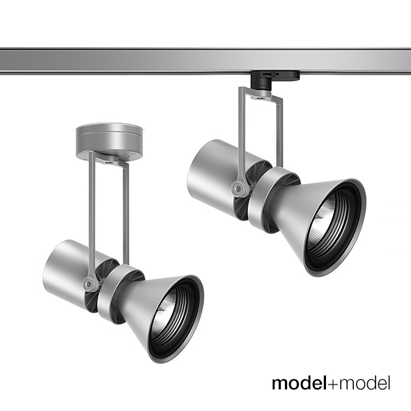 iGuzzini Le Perroquet spotlights - 3DOcean Item for Sale