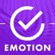 Emotion – Creative design and responsive portfolio template (Portfolio)