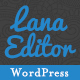 Lana Editor - Drag & Drop Page Builder