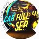 Car Wheel Automotive Logo