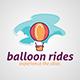 Balloon Logo Template