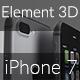 Element 3D -  iPhone 7 & 7 Plus